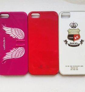 iPhone 5s чехлы