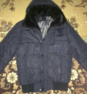 Куртка мужская зимняя 46-48 р
