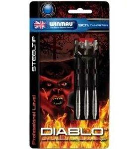 Дротики Winmau Diablo steeltip*