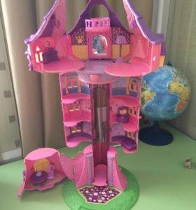 Башня филли и малый магический замок