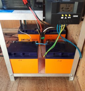 Ибп 1800 Вт с солнечными батареями