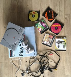 PlayStation One | Оригинал | Японская