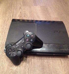 Sony PlayStation 3 500 gb(superslim )