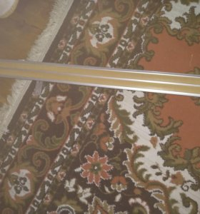 Гардина 3 метра с крючками для штор.