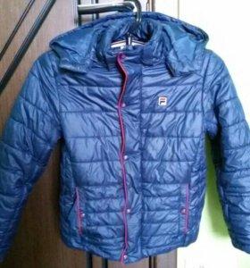 Куртка Fila утепленная, 128 см