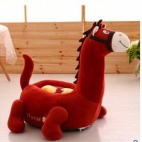 Пуфик для ребенка - симпатичная зверюшка
