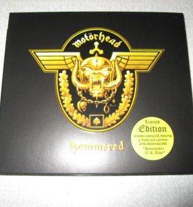 "Motorhead ""Hammered"" 2CD LTD DIGI"
