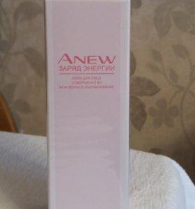 """Крем-перфектор для лица Avon Anew """"Заряд энергии"""""""
