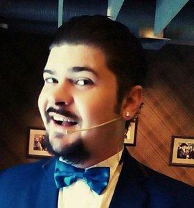 Ведущий Тамада на Свадьбу Юбилей Корпоратив в СПб