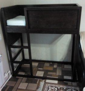 Кровать перевертыш