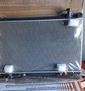 Инфинити fx35 радиатор охлаждения