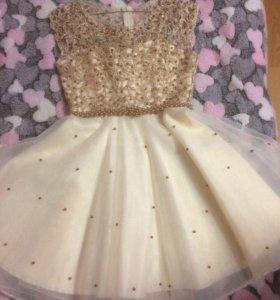 Платье новое женское, рост 160-165см.
