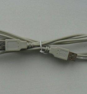ПРОВОД УДЛИНИТЕЛЬ USB
