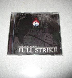 "CD Stefan Elmgren ""We Will Rise"" (ex-Hammerfall)"