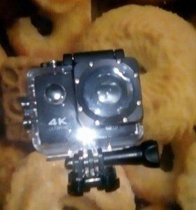 Экшн камера MLLSE