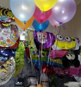 Фольгированные шары на любой праздник!!!