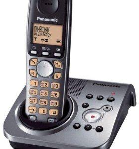 """Беспроводной телефон """"Panasonic"""" с автоответчиком"""