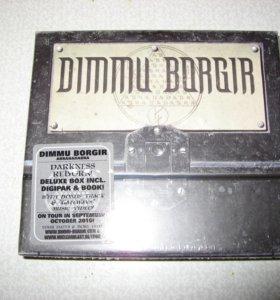 "Dimmu Borgir ""Abrahadabra"" LTD DELUXE BOX"