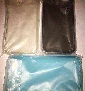 Чехлы силиконовые iPhone 5/5s