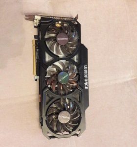 Видеокарта GIGABYTE nvidia geforce gtx 770 2 gb