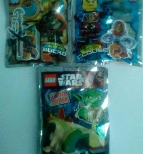 Лего-фигурки( star wars,нинзяго,нексо наитс,chima)
