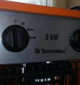 Тепловентилятор промышлиный.