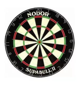 Мишень Nodor Supabull 2*