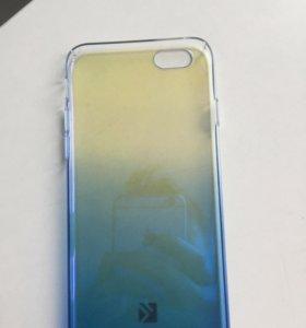 Пластиковый чехол на Iphone 6/6S