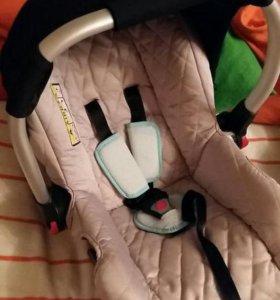 Автокресло happy baby taurus deluxe beige color