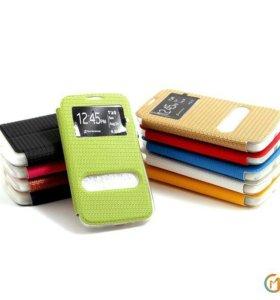 Чехол-подставка для Samsung i8260/i8262 Galaxy Cor