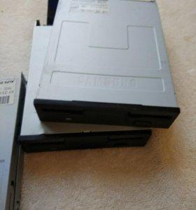 Флоппи диски 3,5 дюймовые.
