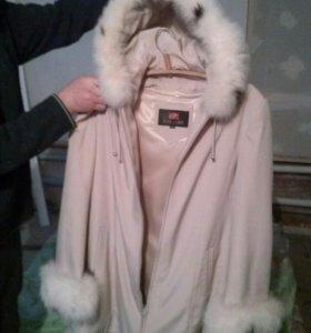 Куртка с съёмной подстёжкой,