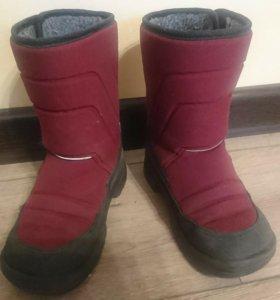 Ботинки зимние Kuoma