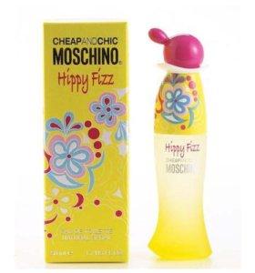 Туалетная вода Moschino Cheap&Chic Hippy Fizz