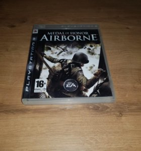 Medal Of Honor Airborne ( PS 3 )