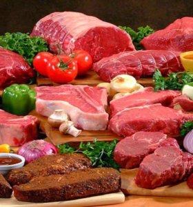 Мясо свинина, натуральное