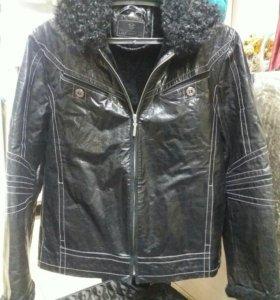 Куртка мужская(стильная)