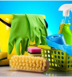 услуги по уборке офисов,квартир