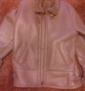 куртка зимняя 52-54
