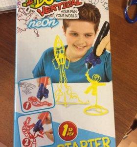 3D ручка Вертикаль