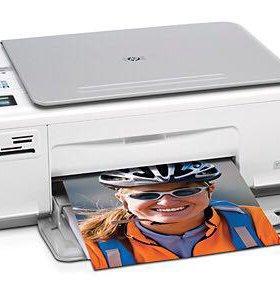 Принтер HP Photosmart C4200 Series