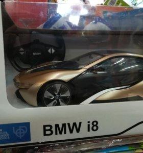 Машинки на радиоуправлении bmw i8