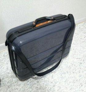 Шикарный итальянский чемодан Bric's (ручная кладь)