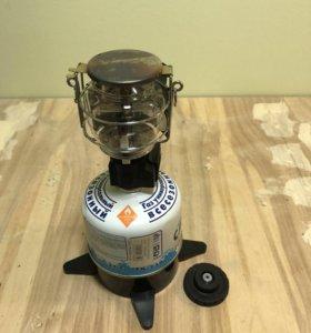 Газовый светильник+кипятильник