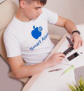 Ремонт iPhone, iPad - за 15 минут
