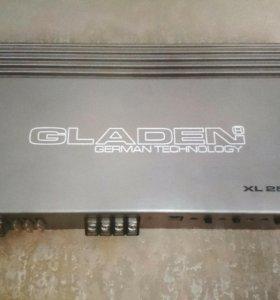 Усилитель Gladen XL 250c2