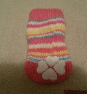 Носки для маленьких собачек или кошечек