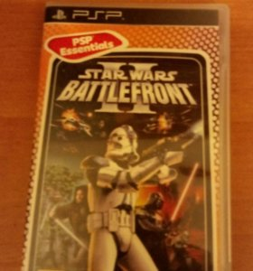 Star wars battlefront 2 (на psp)