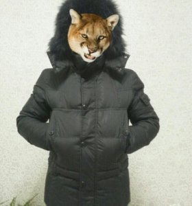 Куртка мужская зимняя.Пуховик
