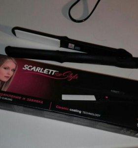 "Щипцы для волос ""Scarlett"""